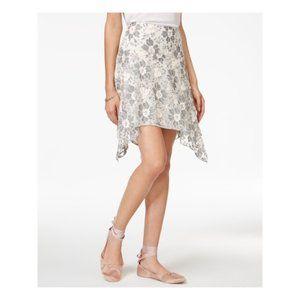 Rachel Roy Floral Lace A Line Skirt